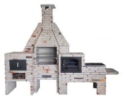 Forma para Kit Conjugado 4x1   Modelo Moldado no Tijolinho